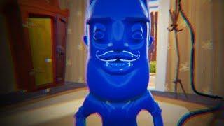 Hello Neighbor BLUE Mini Neighbor - Hello Neighbor ACT 2