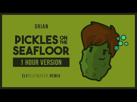 Grian - Pickles On The Seafloor (elybeatmaker Remix) [1 HOUR VERSION]