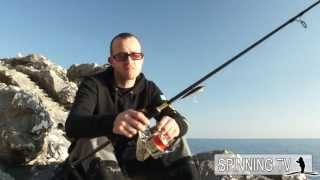 Spinning TEST: Shimano Beast Master SEA BASS 240 - Prove pesca - Spinning TV