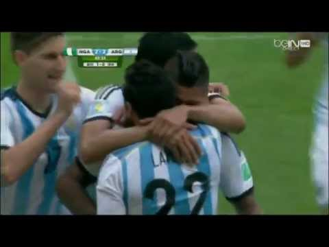 Nigeria - Argentine 2014 résumé