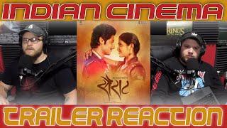 Indian Cinema Trailer Reaction: sairat