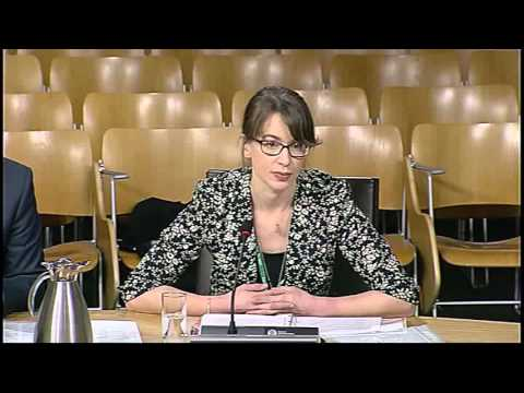 Finance Committee - Scottish Parliament: 28th October 2015