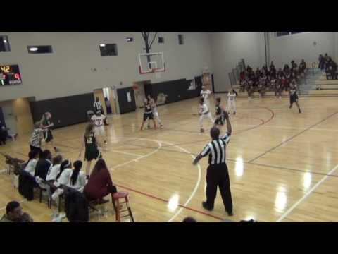 EHS vs Kent Place  Girls Varsity Basketball 01/12/2017