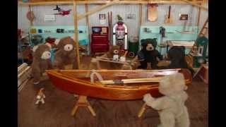 Northwest Wooden Boat Building - Time Lapse