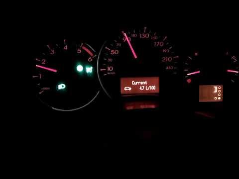 Расход топлива Renault Koleos 2.0 dci
