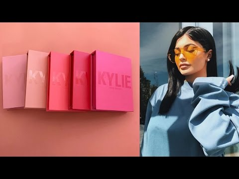 Kylie Jenner LANDS Own Spinoff Show & Announces New Blush Line