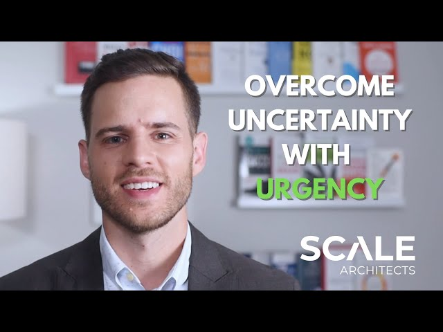 How to Overcome Buyer Uncertainty with Urgency