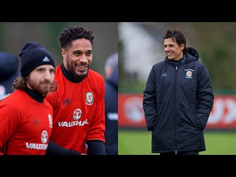 🗣 COLEMAN & WILLIAMS ON REPUBLIC OF IRELAND v WALES QUALIFIER