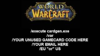 Free WoW Playtime In Four Easy Steps!