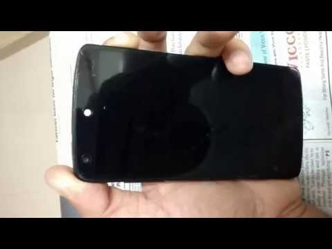 Master reset: Google Nexus 5 T-Mobile Support