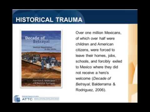 Latino Immigration, Cultural Trauma, and Cultural Complex x264
