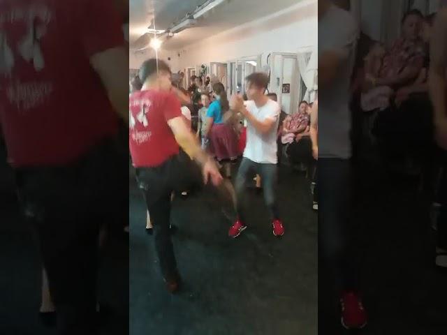 Vajdaszentiványi táncház  - prímás Rőmer Ádám - 2019 Métatábor