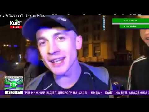 Телеканал Київ: 22.04.19 Столичні телевізійні новини 23.00