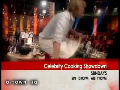Celebrity Cooking Showdown - Wikipedia