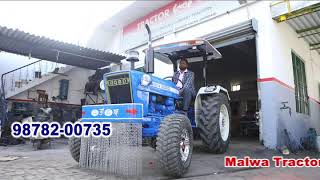 How Much Modify & Reaper job ford 3600 3000 3620