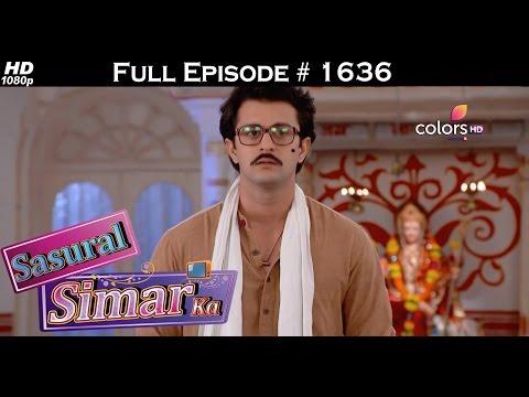 Sasural Simar Ka - 20th October 2016- ससुराल सिमर का - Full Episode (HD)