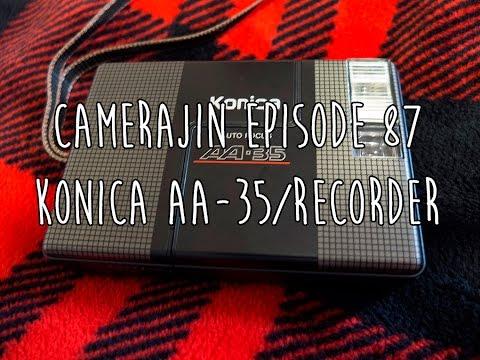 camerajin 87 - konica aa-35 / recorder