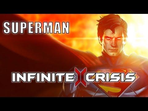Superman - Infinite Crisis (Gameplay)