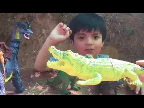 Cocodrilo gigante Purussaurus