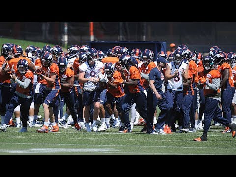 "Denver Broncos OTA report: Paxton Lynch has ""great day"""
