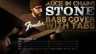 """""""Stone"""" - Alice in Chains 