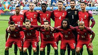 Euro 2020 / Euro 2021 Portugal Promo - Magic In The Air