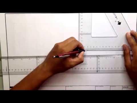 Engineering Drawing Basic Youtube