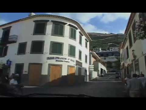 GlobeTrotter Jon Haggins TV in  Madeira Part 2