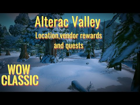 WoW Classic/Alterac Valley