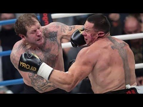 Aleksander EMELIANENKO Knocks Out BULLY Strongman, Fight HD