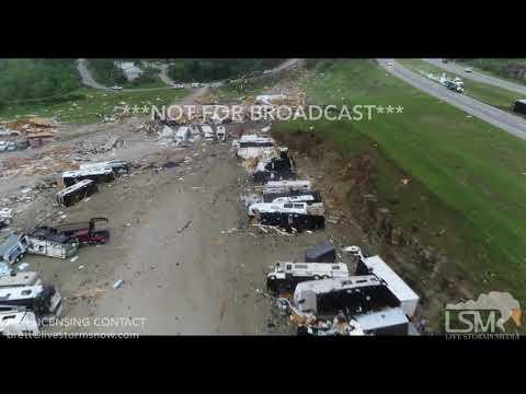 The Bus Driver - Missouri Tornado Damage