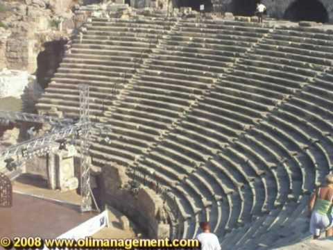 TURKEY - SIDE Antic Theatre (Part 1)