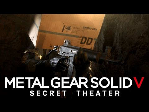 MGSV Secret Theater - Sins of the Father