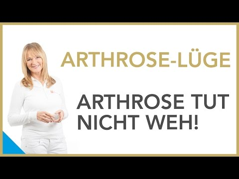 Die Arthrose-Lüge | Dr. Petra Bracht | Wissen, Gesundheit