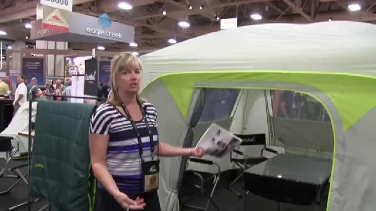 Eureka Jade Canyon 3 Season Tent - 50 C&fires  sc 1 st  YouTube & Eureka Jade Canyon 3 Season Tent - 50 Campfires - YouTube