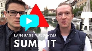 Special event for language bloggers, YouTubers & other influencers