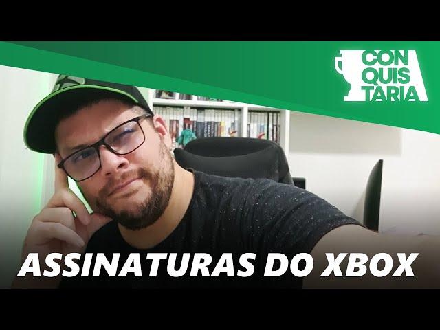 Xbox Live GOLD, Xbox Game Pass, EA Play, Ultimate?? Explicando cada uma das assinaturas!