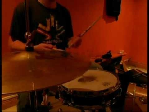 ★ Advanced Drum Lesson ★ Kick Hat Snare 02