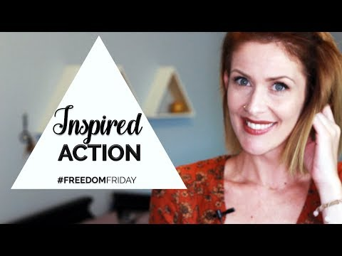 What Inspired Action REALLY is | #FreedomFriday
