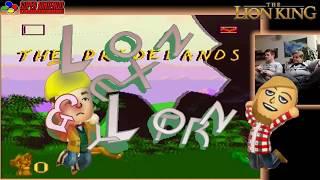 |KdL27| Lytron @ DIFFICULT / The Pridelands | Let's Play KÖNIG DER LÖWEN | SNES