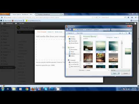 World Travel II - WordPress Theme - Create a new page