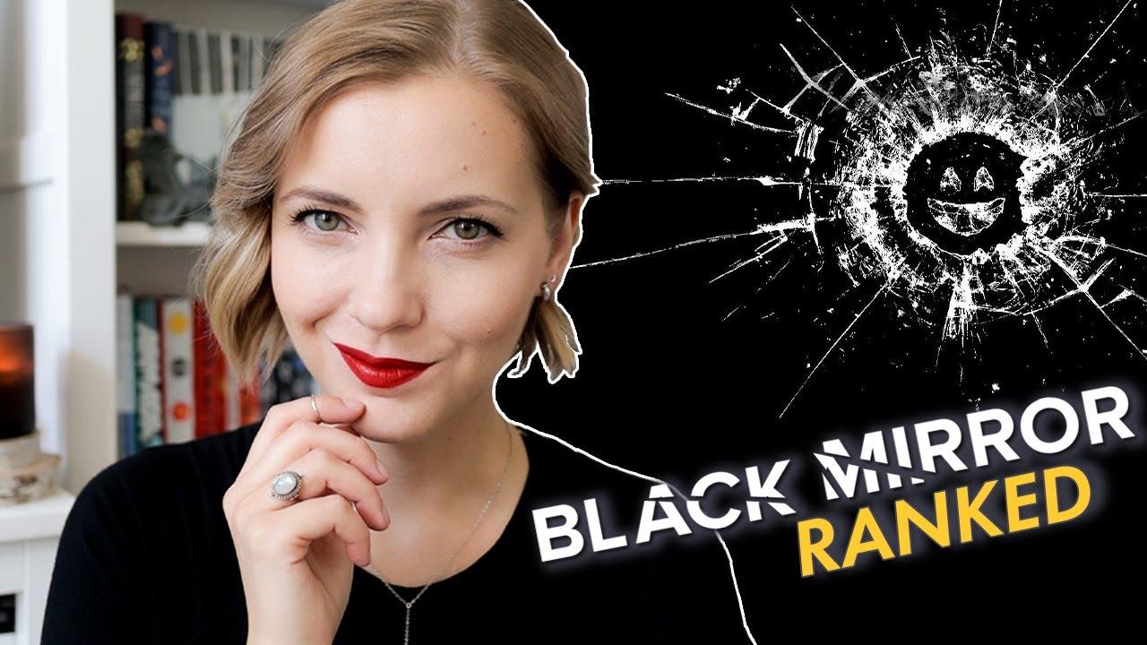 "Download ▶ Every ""Black Mirror"" Episode Ranked + Reviewed!   Seasons 1-5"