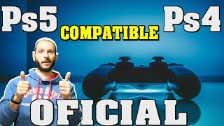 ¡PS5 SERÁ RETROCOMPATIBLE CON PS4: ES OFICIAL! - Sasel - Sony - playstation - noticias