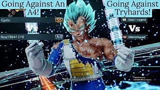 Cpala Vs Boss19841210 |S5 Vs A4 + Other Tryhards!| |S5 Jump Force Gameplay|