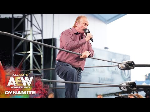 CODY HAS HEARD ENOUGH OF JAKE ROBERTS AND IS READY TO DESTROY LANCE ARCHER | AEW DYNAMITE 05/13/20