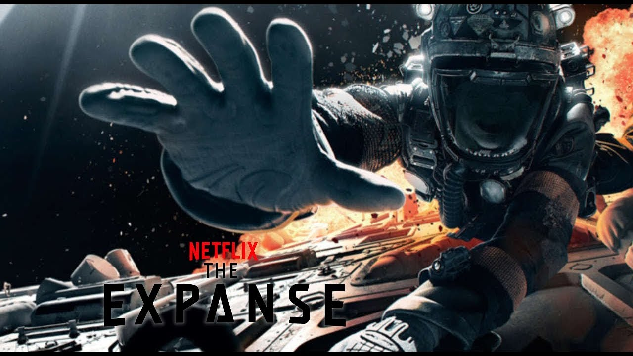 The Expanse Staffel 2 Netflix