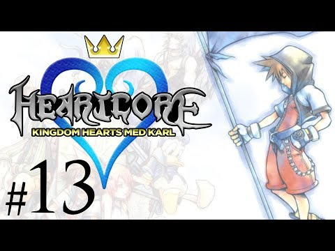Heartcore #13: Halloween-spesial? (Kingdom Hearts)