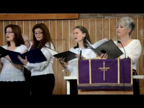 Upon Your Heart - Northminster United Church Choir - Music by Eleanor Daley
