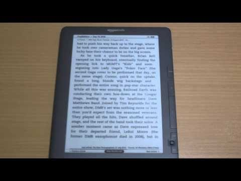 Highlight kindle dx reviews