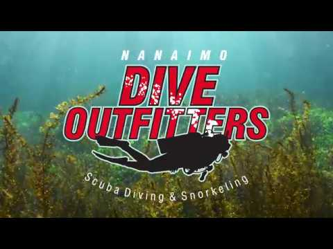 Nanaimo Dive Outfitters - Scuba diving, tech diving, snorkeling and charters - British Columbia